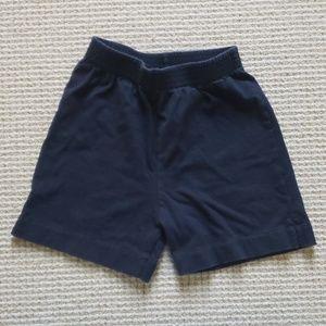 Luigi Kids navy blue shorts size 4